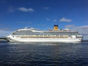 Cruise met kinderen: Costa Magica