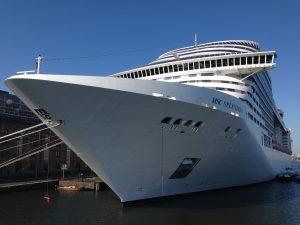 Cruise met kinderen: MSC Splendida