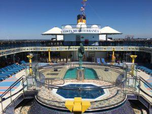 Costa Cruises: Costa Mediterranea