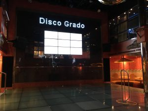 costa magica disco
