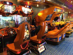 costa magica gameroom