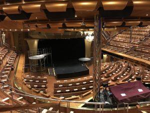costa magica theater