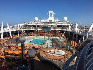 kindvriendelijk cruiseschip: cruise met kinderen