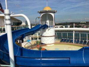 Brilliance of the Seas glijbaan