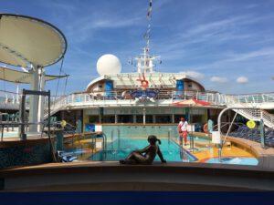 Brilliance of the Seas zwembad