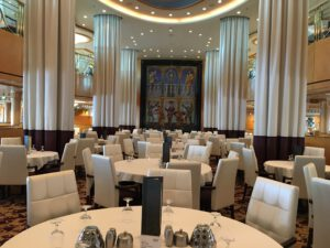 Brilliance of the Seas Main Dining Room